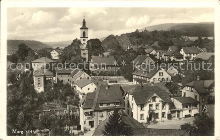 Murg Baden  / Murg /Waldshut LKR
