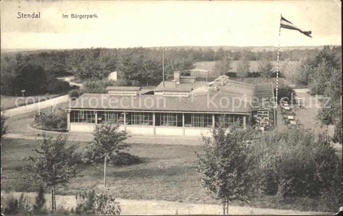 Stendal Buergerpark  / Stendal /Stendal LKR