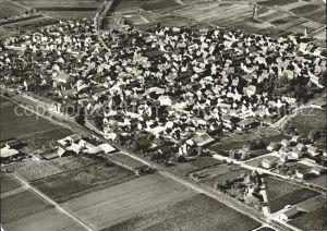 Bechtheim Rheinhessen Fliegeraufnahme / Bechtheim /Alzey-Worms LKR