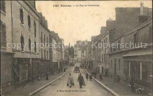 Rennes La Rue le Graverend  / Rennes /Arrond. de Rennes