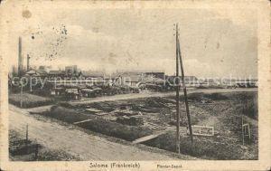 Salome Nord Pionier Depot 1. WK  / Salome /Arrond. de Lille