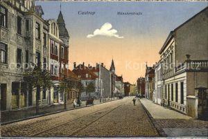 Castrop-Rauxel Muensterstrasse / Castrop-Rauxel /Recklinghausen LKR