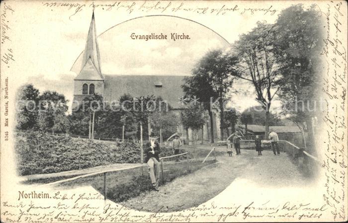 Northeim Evangelische Kirche / Northeim /Northeim LKR