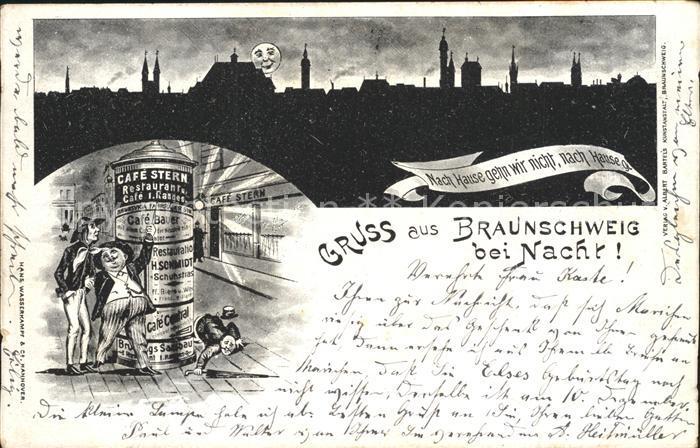 Braunschweig Braunschweig bei Nacht / Braunschweig /Braunschweig Stadtkreis