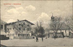 Holzkirchen Oberbayern Bahnhofstrasse / Holzkirchen /Miesbach LKR
