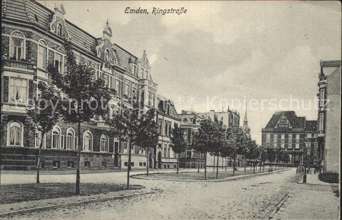 Emden Ostfriesland Ringstrasse / Emden /Emden Stadtkreis
