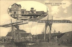 Emden Ostfriesland Kettenbruecke / Emden /Emden Stadtkreis