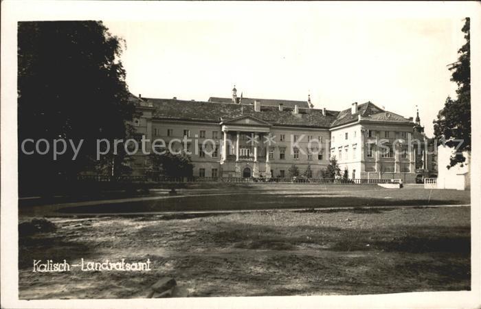Kalisz 1914 1915 Nr 13057 Oldthing Ansichtskarten Europa Polen Ohne Dt Gebiete