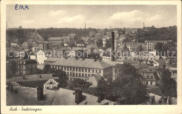 Asch Tschechien as asch tschechien as nr kt43238 oldthing ansichtskarten