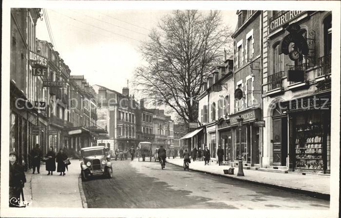 Montlucon Boulevard de Courtains / Montlucon /Arrond. de Montlucon