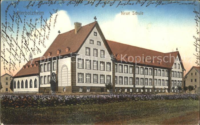 Herbolzheim villa g heppe industrie schule herbolzheim for Emmendingen industrie