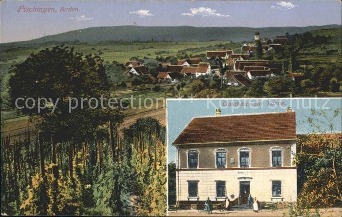 Fischingen Baden Gasthof zur Tanne Dorf / Fischingen /Loerrach LKR