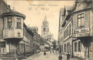 Gross-Gerau Kirchstrasse / Gross-Gerau /Gross-Gerau LKR