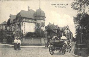 Offenbach Main Isenburgring / Offenbach am Main /Offenbach LKR