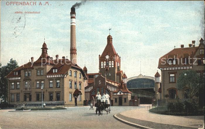 Offenbach Main Schlachthof / Offenbach am Main /Offenbach LKR 0