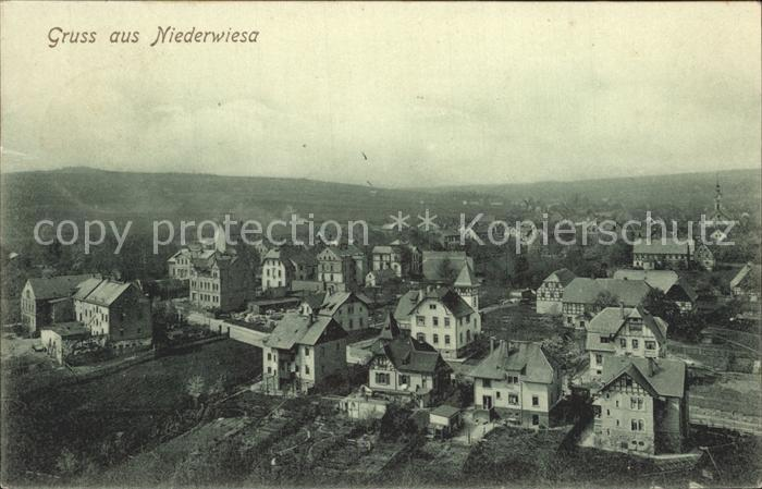 Niederwiesa Stadt / Niederwiesa /Mittelsachsen LKR