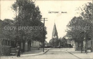 Gettorf Markt / Gettorf /Rendsburg-Eckernfoerde LKR