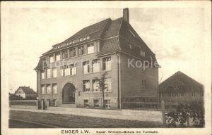 Enger Kaiser Wilhelm- Schule Turnhalle / Enger /Herford LKR