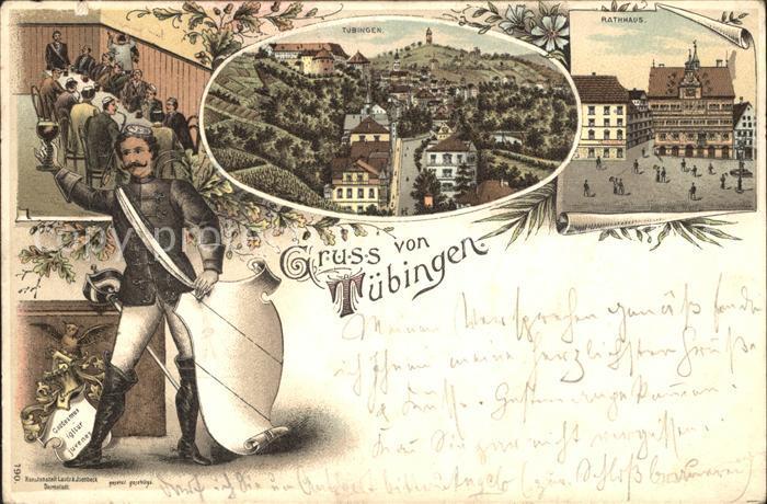 Tuebingen Rathaus Tuebingen  / Tuebingen /Tuebingen LKR