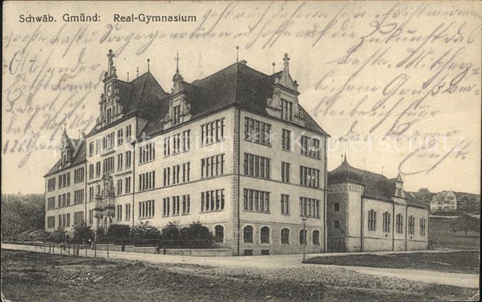 Schwaebisch Gmuend Real- Gymnasium / Schwaebisch Gmuend /Ostalbkreis LKR