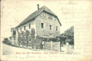 Gronau Leine Haus Escherde / Gronau (Leine) /Hildesheim LKR