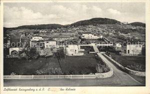 Zwingenberg Bergstrasse Kolonie / Zwingenberg /Bergstrasse LKR