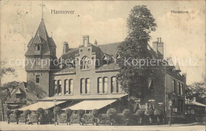 Hannover Pferdeturm Kat. Hannover