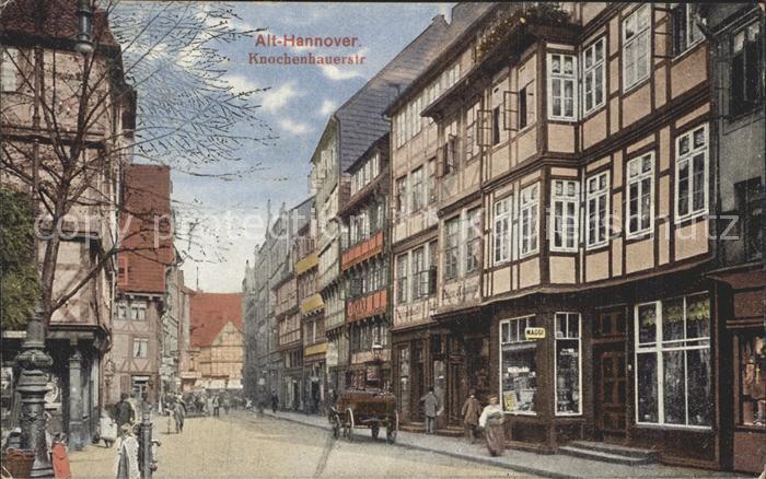 Knochenhauerstraße Hannover