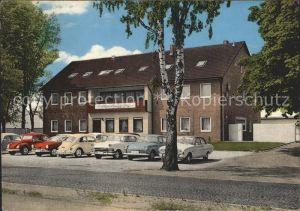 Herrenhausen Hannover Gasthaus Der Heidekrug Kat. Hannover