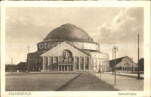 Hannover Stadthalle Kat. Hannover