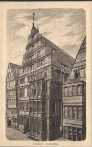 Hannover Leibnizhaus Kat. Hannover