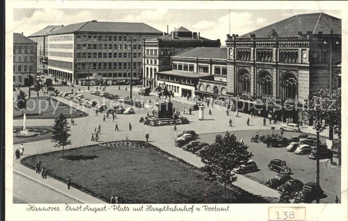 Postamt Hannover