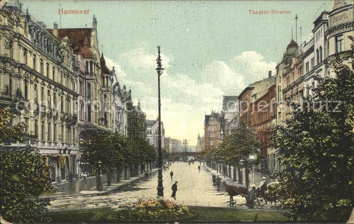 theaterstraße 14 hannover