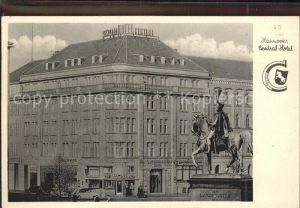 Hannover Central Hotel Kat. Hannover