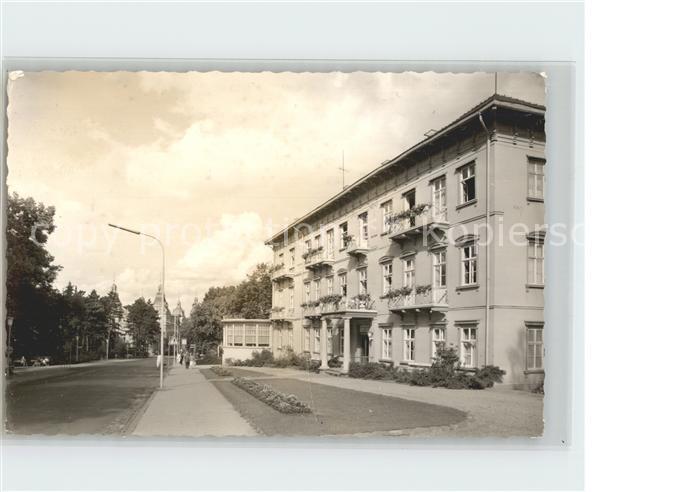 Bad Wildungen Europaeischer Hof und Hotel Fuerstenhof Kat. Bad Wildungen