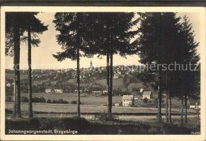 Johanngeorgenstadt Wintersportplatz und Sommerfrische Kat. Johanngeorgenstadt