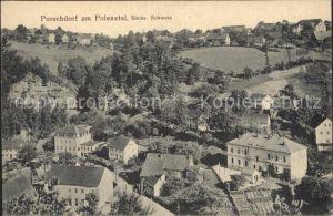 Porschdorf Gesamtansicht Kat. Porschdorf