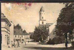 Bad Brambach Karl Liebknecht Platz Kat. Bad Brambach