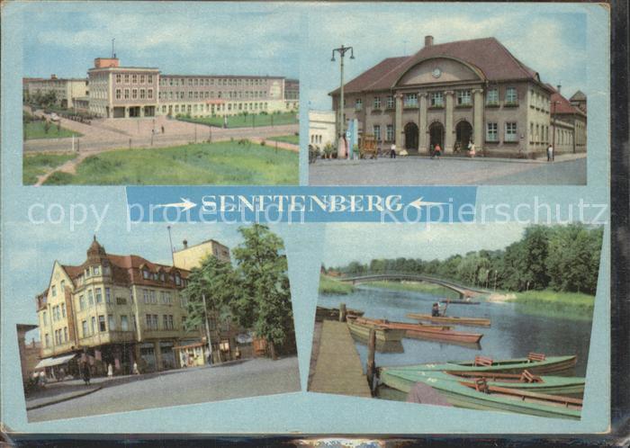 Senftenberg Niederlausitz  Kat. Senftenberg