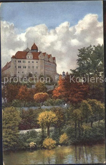 Zschopau Schloss Zschopau Kat. Zschopau