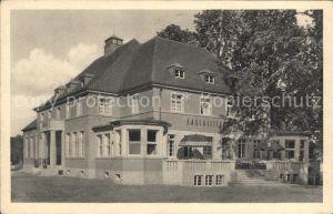 Berggiesshuebel Kurhotel Saechsisches Haus Kat. Bad Gottleuba Berggiesshuebel