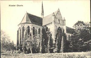 Chorin Kloster Chorin Kat. Chorin