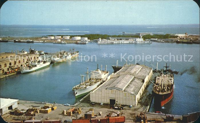Veracruz Hafen Kat. Veracruz