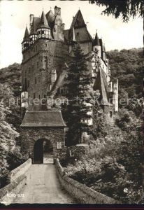 Wierschem Burg Eltz / Wierschem /Mayen-Koblenz LKR