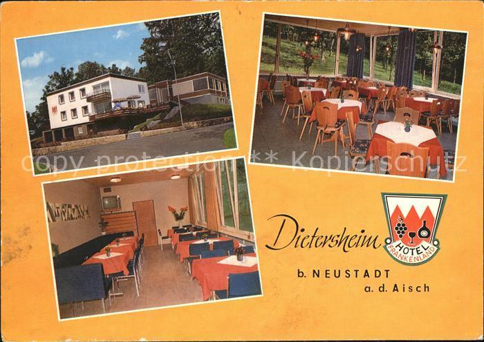 Antiquitäten Neustadt Aisch : Neustadt aisch dietersheim hotel frankenland kat neustadt a d