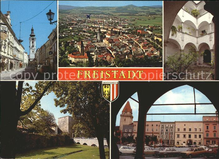 Freistadt Muehlviertel  Kat. Freistadt