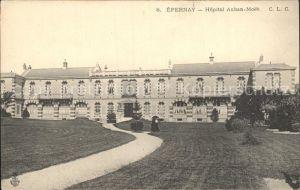 Epernay Marne Hopital Auban Moet Kat. Epernay