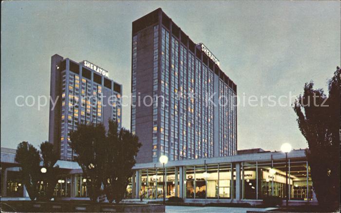 Boston Massachusetts Sheraton Boston Hotel  Kat. Boston
