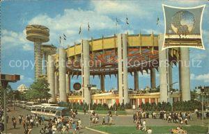 New York City Exhibit Worlds Fair  / New York /