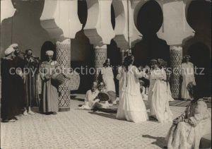 Casablanca Danse berbere folklorique de l Offrande Kat. Casablanca